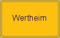 Wappen Wertheim
