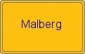 Wappen Malberg