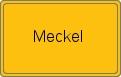 Wappen Meckel