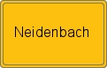 Wappen Neidenbach