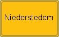 Wappen Niederstedem