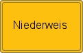 Wappen Niederweis