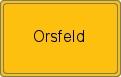 Wappen Orsfeld