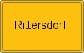 Wappen Rittersdorf
