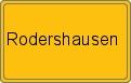 Wappen Rodershausen