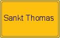 Wappen Sankt Thomas