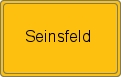 Wappen Seinsfeld