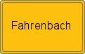 Wappen Fahrenbach