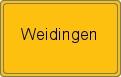 Wappen Weidingen