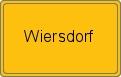 Wappen Wiersdorf