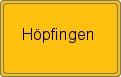 Wappen Höpfingen