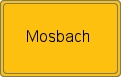 Wappen Mosbach