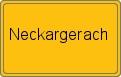 Wappen Neckargerach