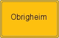 Wappen Obrigheim