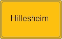 Wappen Hillesheim