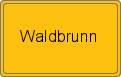 Wappen Waldbrunn