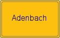 Wappen Adenbach