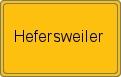 Wappen Hefersweiler