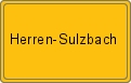 Wappen Herren-Sulzbach