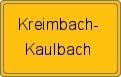 Wappen Kreimbach-Kaulbach