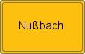 Wappen Nußbach