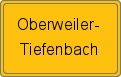Wappen Oberweiler-Tiefenbach