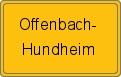 Wappen Offenbach-Hundheim