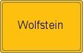 Wappen Wolfstein