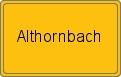 Wappen Althornbach