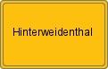 Wappen Hinterweidenthal