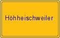 Wappen Höhheischweiler