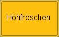 Wappen Höhfröschen
