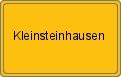 Wappen Kleinsteinhausen