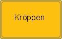 Wappen Kröppen
