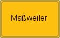 Wappen Maßweiler