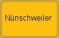 Wappen Nünschweiler