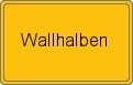 Wappen Wallhalben