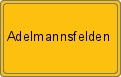 Wappen Adelmannsfelden
