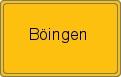 Wappen Böingen
