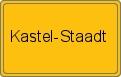 Wappen Kastel-Staadt