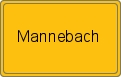 Wappen Mannebach