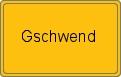 Wappen Gschwend