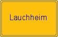 Wappen Lauchheim