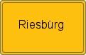 Wappen Riesbürg