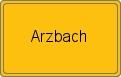 Wappen Arzbach