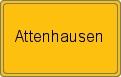 Wappen Attenhausen