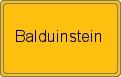 Wappen Balduinstein