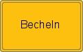 Wappen Becheln