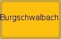 Wappen Burgschwalbach