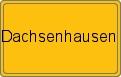 Wappen Dachsenhausen
